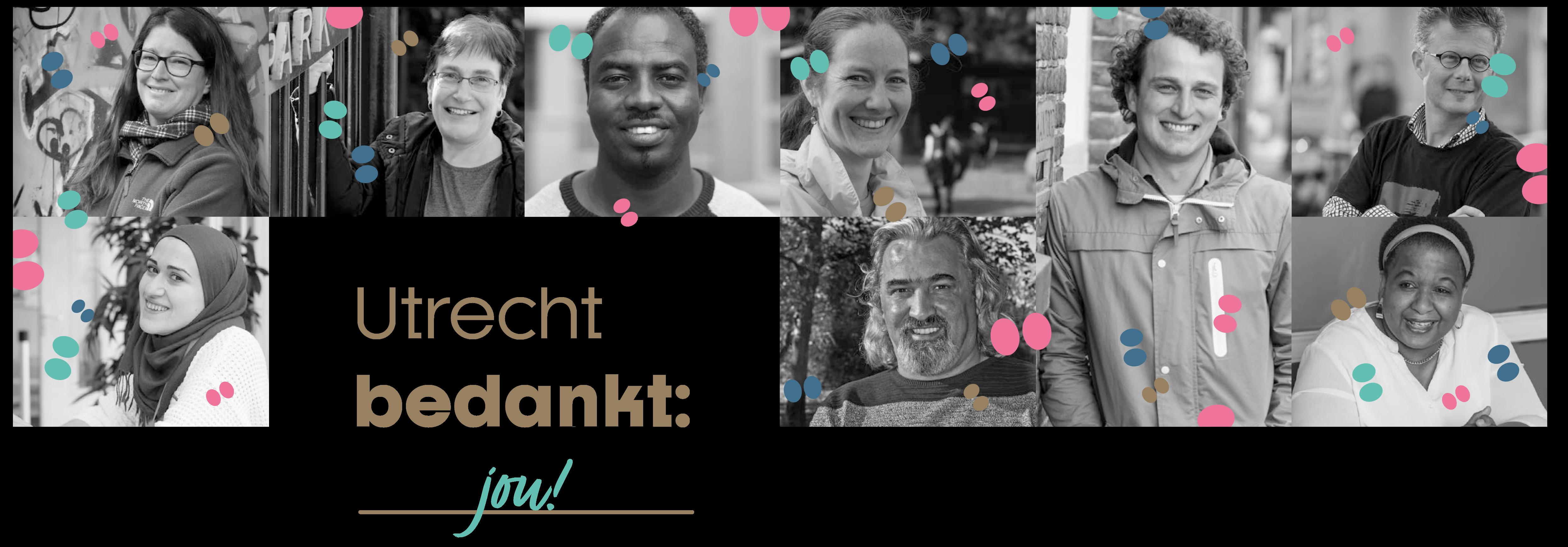 Utrecht Bedankt